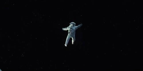 Gravity Cuaron