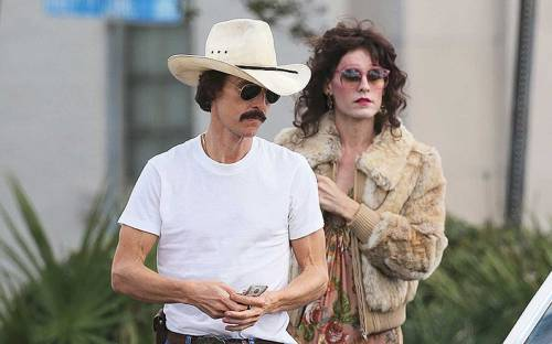 dallas buyers club McConaughey