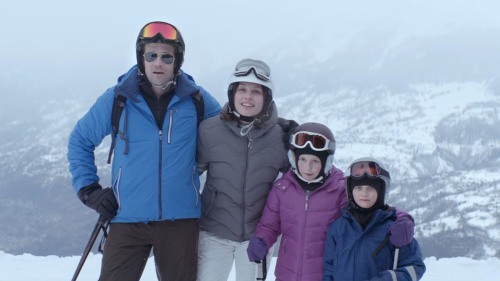 Force Majeure family photo