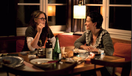 clouds of sils maria kristen and juliette